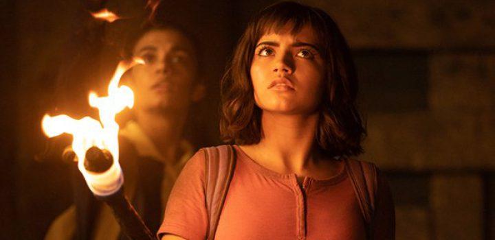 Dora y la ciudad perdida; una heroína para los latinos