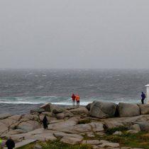 Con olas de hasta 20 metros, llega huracán 'Dorian' a Canadá