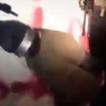 'Tú ya no vas a levantar': CJNG ejecuta a sicario vinculado a policías