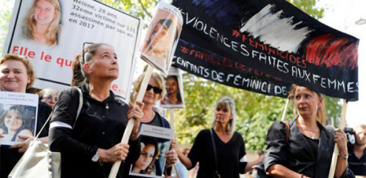 Francia, país europeo con más feminicidios abre debate