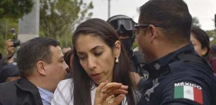 La encargada soy yo y todos están a mi disposición: nueva fiscal de Veracruz
