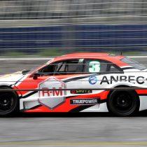 """Continúa racha de podios para """"Keko"""" Pérez en Mercedes Benz Pro 2"""