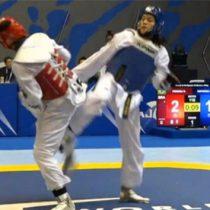 María Espinoza se lleva bronce en Japón