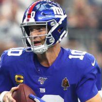 Gigantes de Nueva York mandan a Eli Manning a la banca