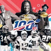 Kick off de los 100 de la NFL será épico