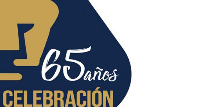 Pumas cumple 65 años en primera división