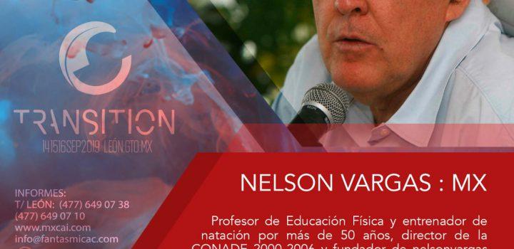 Profesor Nelson Vargas impartirá clínica en León