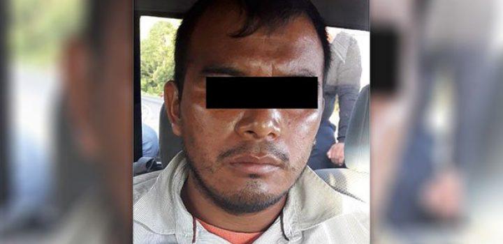 Tras 15 meses fugitivo, cae hombre que abusó de su sobrina de 8 años