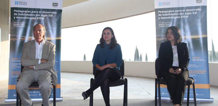 Presentan proyectos enfocados al desarrollo de habilidades del siglo XXI en estudiantes mexicanos