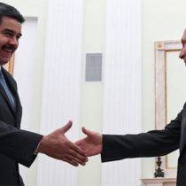 Putin reafirma apoyo al gobierno de Maduro