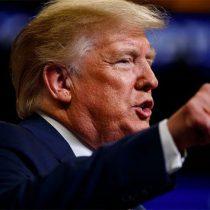 Trump ordena incrementar las sanciones contra Irán