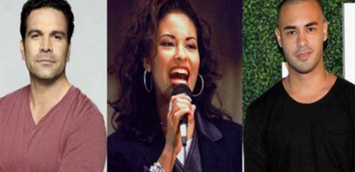 Chavira y Chavarría se suman al elenco de Selena: La serie