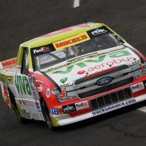 Impide problema con su camioneta mejor resultado a Aarón Cosío en Guadalajara