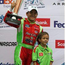 Sube Juan Manuel González a podio en Guadalajara para seguir en contienda