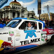 Memo Rojas, Grand Marshal de La Carrera Panamericana 2019