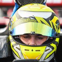 Moisés de la Vara llega al final de la temporada de Indy Pro 2000 este fin de semana en Laguna Seca en California.