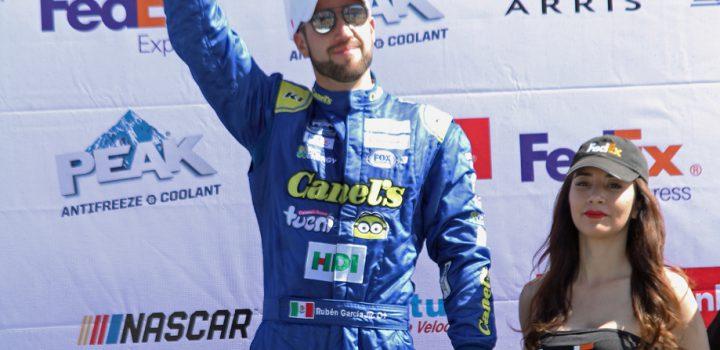 3° para Rubén García Jr en el GP Canel´s que suman positivos puntos para mantener liderato