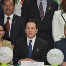 Formalizan Alianza Cobach y Fundación Alfredo Harp para el deporte para la implementación del Semáforo Deportivo