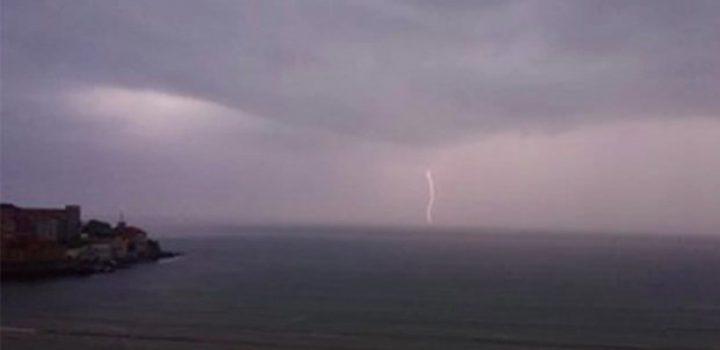 Huracán mediterráneo podría alcanzar la costa española