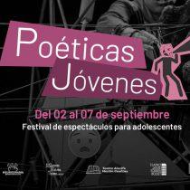 Inauguración del primer Festival Poéticas Jóvenes Jalisco