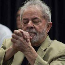Juez de Brasil desestima denuncia contra Lula y su hermano