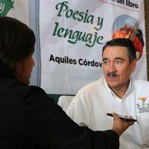 El pueblo de México también padece de pobreza cultural: Homero Aguirre Enríquez