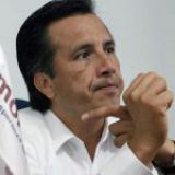 Cuitláhuac García; penúltimo gobernador peor aprobado
