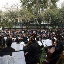 La Orquesta Escuela Carlos Chávez interpretará un compendio musical sobre la migración con versos