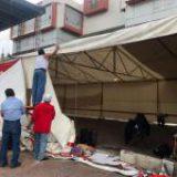 Gobierno de Hidalgo se compromete a resolver las demandas; Antorcha levanta plantón