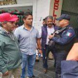 Policía del estado, trata de provocar a líder de Antorcha