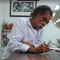 Cierra sus ojos el oaxaqueño del mundo: el artista Francisco Toledo