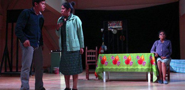 Participa Compañía de teatro de la BUAP en primera fase de FITU UNAM