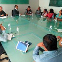 Gestiona Antorcha red de agua y drenaje para colonias de Pachuca