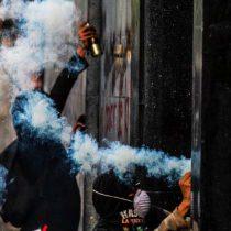 Contra la anarquía, un pueblo organizado y educado