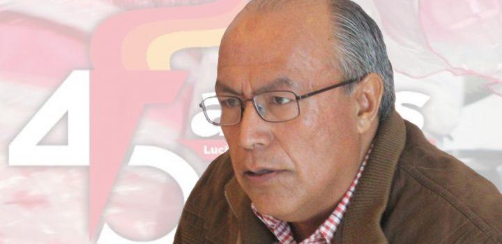 Entrevista: Antorcha vive y es una alternativa para cambiar a México: Ignacio Acosta