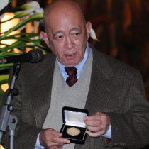 Secretaría de Cultura e INBAL despedirán a Gilberto Aceves Navarro en el Palacio de Bellas Artes