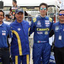 Alex de Alba Jr. llegará a Aguascalientes 3° de Campeonato NASCAR Challenge