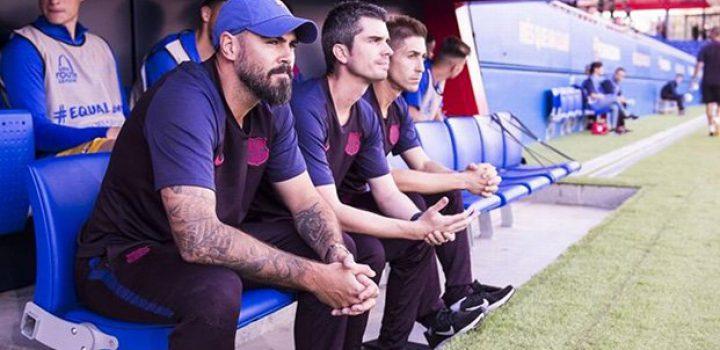 Barcelona despide a Víctor Valdés por diferencias con el club