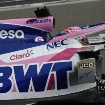 Corre Checo Pérez el Gran Premio de Estados Unidos como otro GP de casa