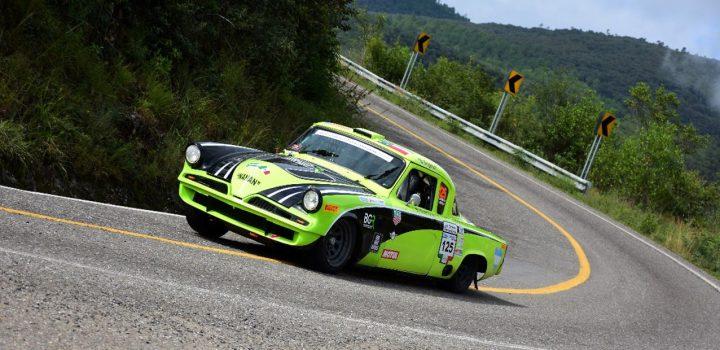 Arranca BGR Motorsport la Carrera Panamericana