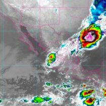 Prevén fuertes lluvias en varios estados causadas por 'Priscilla'