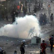 Al menos 19 muertos en tres días de manifestaciones en Irak
