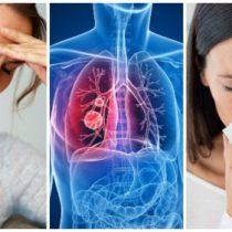 Cáncer de pulmón, primera causa de muerte  por cáncer en hombres y mujeres