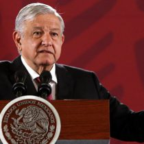 Pide AMLO respeto a EU; Pemex no busca control de yacimiento