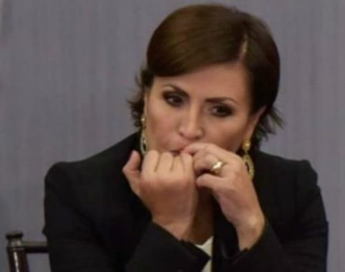 Esta tarde podría quedar libre Rosario Robles; hoy determinarán su futuro