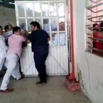 Suspenden asambleas de Morena por violencia y riñas