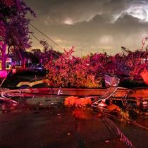 Causa estragos tornado en Dallas, Texas