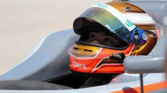 Alex García se siente listo para temporada 2019–2020 de FIA F4 Nacam