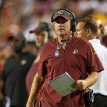 Redskins de Washington cesan a su entrenador Jay Gruden