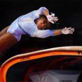 EUA gana Mundial de Gimnasia; Simone Biles marca récord